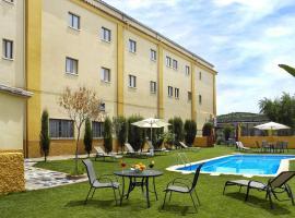 Hotel Ciudad de Plasencia, hotel en Plasencia