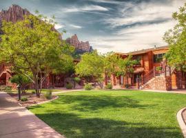 Cable Mountain Lodge, hôtel à Springdale près de: Zion National Park