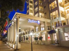 Radisson Blu Le Vendome, hotel in Cape Town