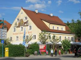 Hotel zur Post, hotel in Herrsching am Ammersee