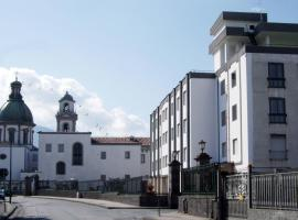 Hotel La Casa Del Pellegrino, hotel in zona Le Ginestre Centro Commerciale, Sant'Anastasia