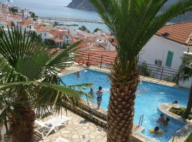 Denise Hotel, hotel din Skopelos