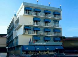 Hotel Paradiso, отель в Сенигаллии