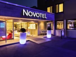 Novotel Nürnberg am Messezentrum, hotel near Nürnberg Convention Center, Nürnberg