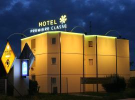 Premiere Classe Bordeaux Sud Pessac Bersol, hotel in Pessac