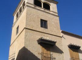 Residencia Universitaria San José, hotel en Málaga