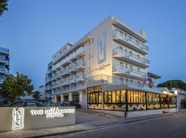 Hotel Hollywood***S, отель в городе Лидо-ди-Езоло
