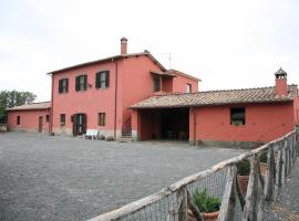 Agriturismo Casalino dei Francesi, hotel in Montalto di Castro