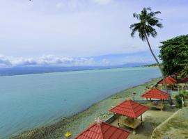 Amazing City Beach Resort, отель в городе Палу