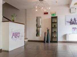 Residence Art, residence a Rimini