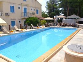 Villa Margarita, отель в городе Спеце