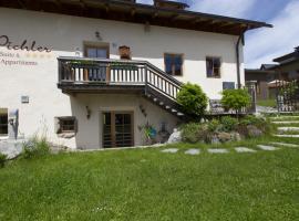 Appartement Pichler, apartment in Dobbiaco