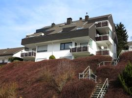 Apartment Hillebachsee, hotel in Winterberg