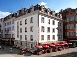 Hotel Weisses Kreuz, hotel in Interlaken
