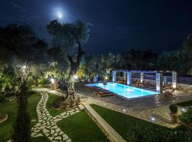 Vassilis Guest House, hotel near Sarakiniko beach, Parga