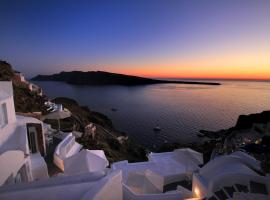 Finesse Suites, hotel in Oia