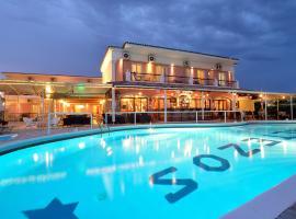 Maltezos Hotel, hotel en Gouvia
