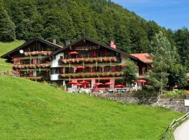 Alpengasthof Hotel Schwand, Hotel in Oberstdorf