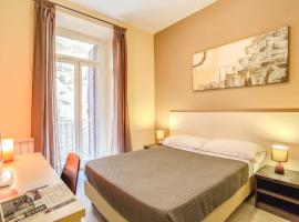 The Liberty Boutique Hotel, hotel em Roma