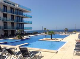 Aparthotel Ferrer Skyline, family hotel in Ciutadella