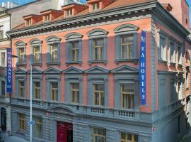 EA Embassy Prague Hotel, hotel near Florenc Central Bus Station, Prague