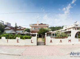Hotel Almira, отель рядом с аэропортом Аэропорт Салоники - SKG в городе Айя-Триас
