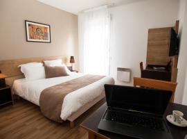 Privilodges Lyon, accessible hotel in Lyon