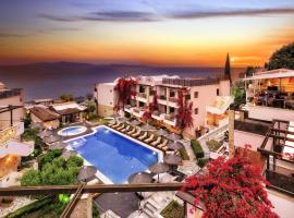 Olympion Sunset, boutique hotel in Fourka