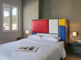 Design Architectonika, appartamento a Città di Skiathos