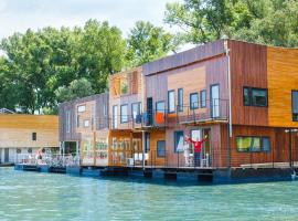 ArkaBarka 2- Floating Dream Apartments, smještaj s doručkom u Beogradu