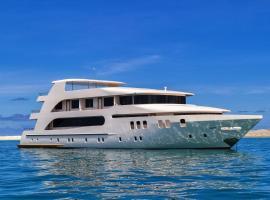 Adora, boat in Malé