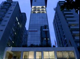 Hotel Emiliano, hotel que aceita pets em São Paulo