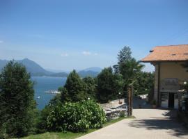 Villa Maria, homestay in Stresa
