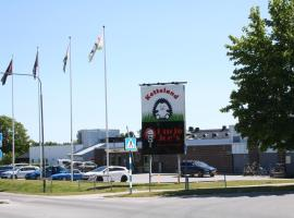 Uncle Joe's, hostelli Visbyssä