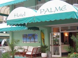 Hotel Palme, hotel in Lido di Jesolo