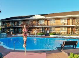 Budget Host East End Hotel in Riverhead, hotel in Riverhead
