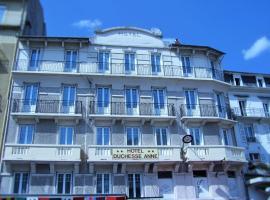 Hôtel Duchesse Anne, hôtel à Lourdes