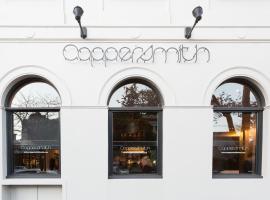 Coppersmith Hotel, hotel v Melbournu