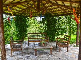 Vila Velluti Hotel, farm stay in Samambaia