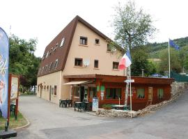 Les Airelles, hotel in Saint-Cirgues-en-Montagne