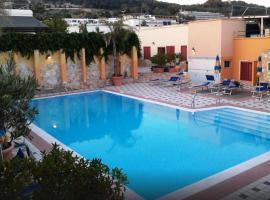 Hotel Le Macine, hotell i Santa Cesarea Terme