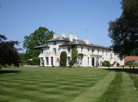 Congham Hall Hotel & Spa, hotel in Grimston