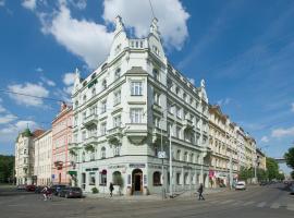 Union Hotel Prague, hotel near Vysehrad Castle, Prague
