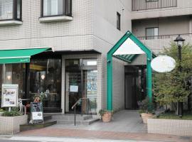 Kishibe Station Hotel, hotel near The Expo Park, Suita