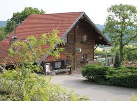 Kastanienhof Apartment und Restaurant, Ferienwohnung mit Hotelservice in Dannenfels