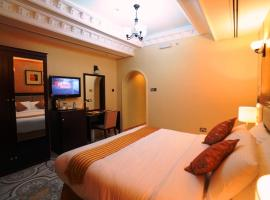 Al Jazeera Royal Hotel، فندق في أبوظبي