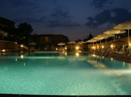 Marina Apartments, pet-friendly hotel in Agios Gordios