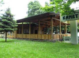 Hotel Kanet, hotel in Skopje