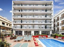 AQUA Hotel Bertran Park, hotel in Lloret de Mar