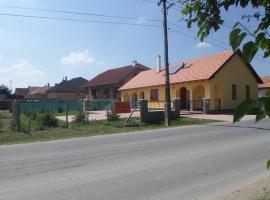 Kiserdő Vendégház, hotel near Danubiana Meulensteen Art Museum, Rajka